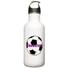 Personalized Soccer Water Bottle