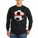 Personalized Soccer T