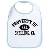 Property of SNELLING Bib