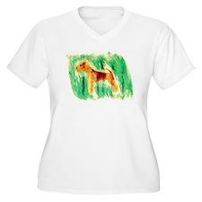 Watercolor Lakeland T-Shirt