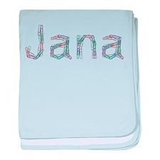 Jana Paper Clips baby blanket