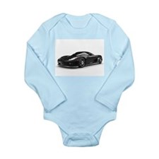 swag Long Sleeve Infant Bodysuit
