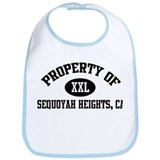 Property of SEQUOYAH HEIGHTS Bib