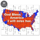 God Bless America, I will miss Her - 2012 Election