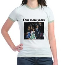 Four More Years: Obama 2012 T