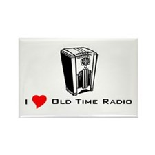 I Love OTR 3 Rectangle Magnet (10 pack)