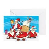 Santa's Work Bee (Pk of 20)
