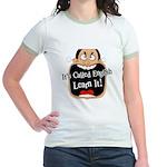 It's Called English [Light] Jr. Ringer T-Shirt