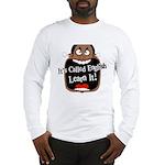 It's Called English [Dark] Long Sleeve T-Shirt