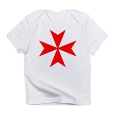 redcrossmaltese.png Infant T-Shirt