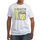 Sarcoma Hope Courage Shirt