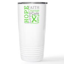 Non-Hodgkin Lymphoma Travel Mug
