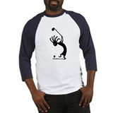 Kokopelli Golfer Baseball Jersey