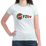CFZTV Ringer T-Shirt