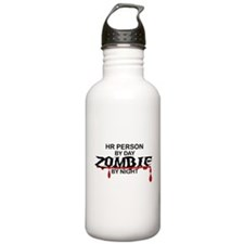 HR Person Zombie Sports Water Bottle