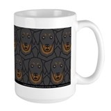Bunch of Beauceron Mug