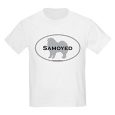 Samoyed Kids T-Shirt