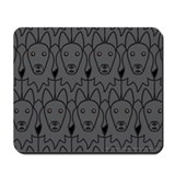 Belgian Sheepdogs Mousepad