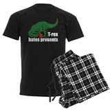 T-rex hates presents Pajamas