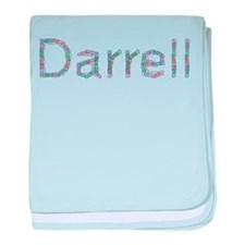 Darrell Paper Clips baby blanket