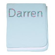 Darren Paper Clips baby blanket