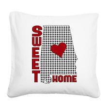 swet ala.png Square Canvas Pillow