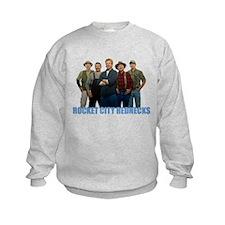 Rocket City Redneck Group Kids Sweatshirt