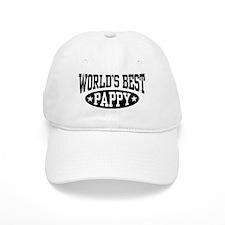 World's Best Pappy Baseball Cap