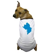 Azerbaijan map Dog T-Shirt