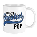 World's Greatest Pop Coffee Mug