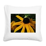 Top O' the Mornin' Square Canvas Pillow