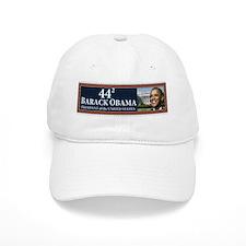 Obama 44 Presidential Seal Baseball Cap
