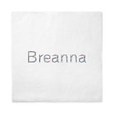 Breanna Paper Clips Queen Duvet