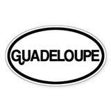 Guadeloupe Decal