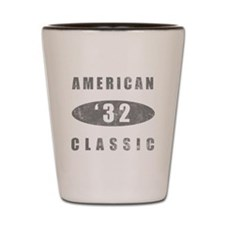 1932 Birthday Classic Shot Glass