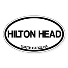Hilton Head, South Carolina Decal