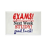 EXAMS! Rectangle Magnet (10 pack)
