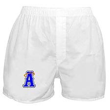 Unique Angel Boxer Shorts