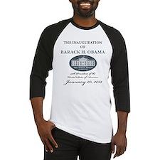 2013 Obama inauguration day Baseball Jersey