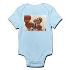 up up and away Infant Bodysuit