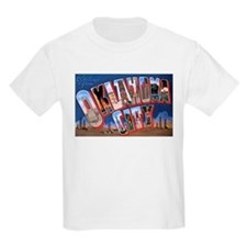 Oklahoma City Oklahoma Kids T-Shirt