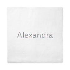 Alexandra Paper Clips Queen Duvet