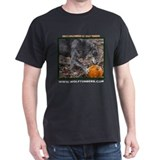 Nira's Halloween Black T-Shirt