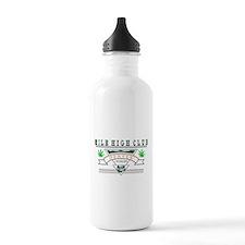 Denver Colorado Marijuana Water Bottle