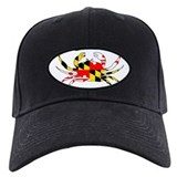 Unique Maryland is for crabs Baseball Hat