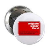 Orgasm Donor Card Button