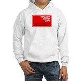 Orgasm Donor Card Jumper Hoody