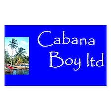 Cabana Boy Decal