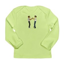 Chi Sao Long Sleeve Infant T-Shirt
