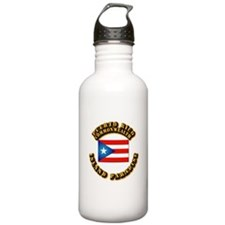 Puerto Rico - Commonwealth Water Bottle